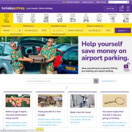 holidayextras.co.uk preview