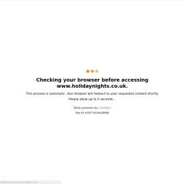 holidaynights.co.uk preview