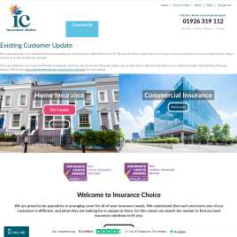 insurancechoice.co.uk preview
