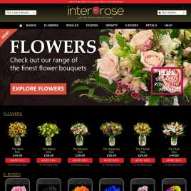 interrose.co.uk preview