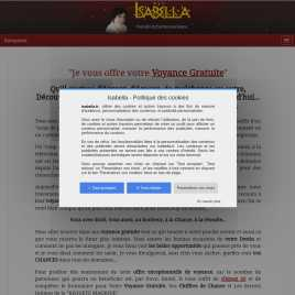 isabella.fr preview