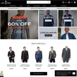 jeffbanksstores.co.uk preview