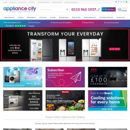appliancecity.co.uk preview