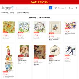 johnsoncrafts.co.uk preview