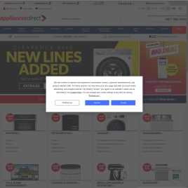 appliancesdirect.co.uk preview