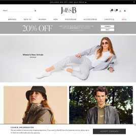 julesb.co.uk preview