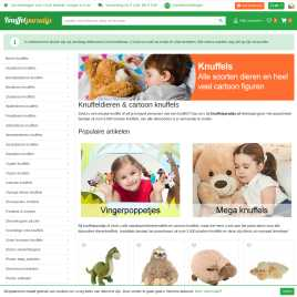 knuffels-webshop.nl preview