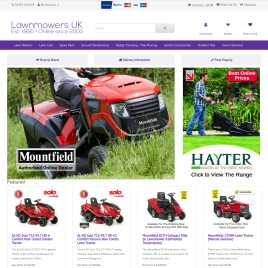 lawnmowers-uk.co.uk preview