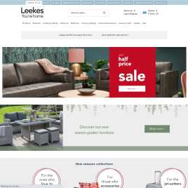 leekes.co.uk preview