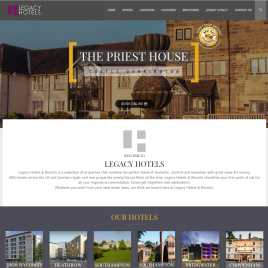 legacy-hotels.co.uk preview