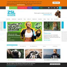 zsl.org preview