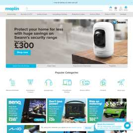 maplin.co.uk preview