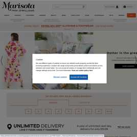 marisota.co.uk preview