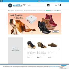 mastershoe.co.uk preview