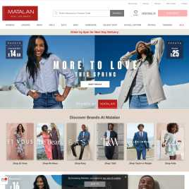 matalan.co.uk preview