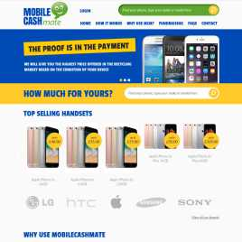 mobilecashmate.co.uk preview