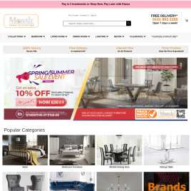 moralehomefurnishings.co.uk preview