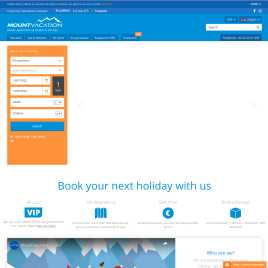 mountvacation.co.uk preview