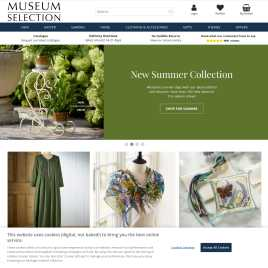 museumselection.co.uk preview
