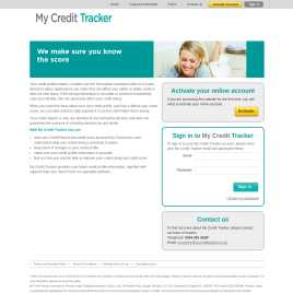 mycredittracker.co.uk preview