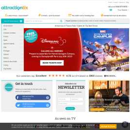 attractiontix.co.uk preview
