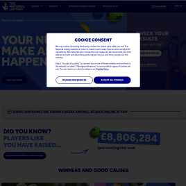 national-lottery.co.uk preview