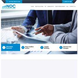nationwidedebtconsultants.co.uk preview