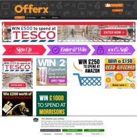 offerx.co.uk preview