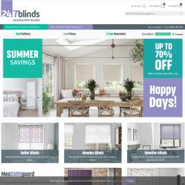 247blinds.co.uk preview