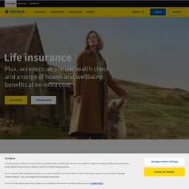 aviva.co.uk preview