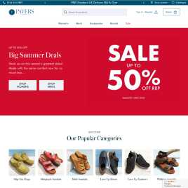 pavers.co.uk preview