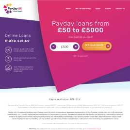 paydayuk.co.uk preview