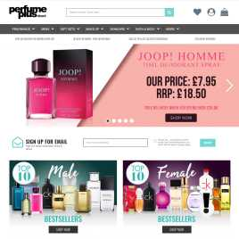 perfumeplusdirect.co.uk preview