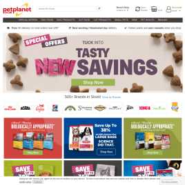 petplanet.co.uk preview