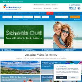 balkanholidays.co.uk preview