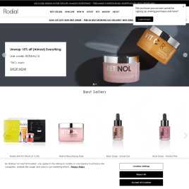 rodial.co.uk preview