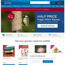 shopping.rspb.org.uk preview