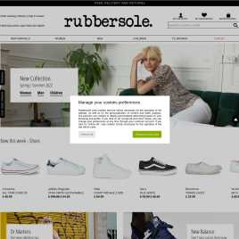 rubbersole.co.uk preview