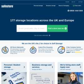 safestore.co.uk preview