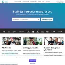 simplybusiness.co.uk preview