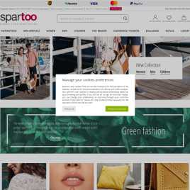 spartoo.co.uk preview