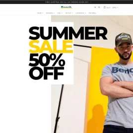 bench.co.uk preview
