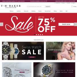 thbaker.co.uk preview