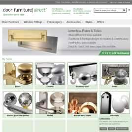 doorfurnituredirect.co.uk preview
