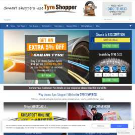 tyre-shopper.co.uk preview