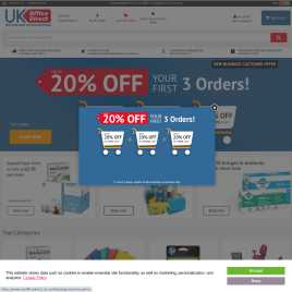 ukofficedirect.co.uk preview