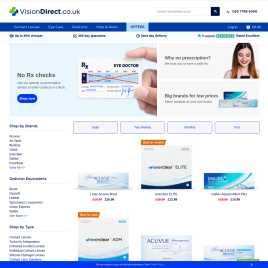 visiondirect.co.uk preview