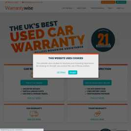warrantywise.co.uk preview
