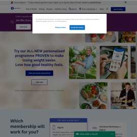 weightwatchers.co.uk preview