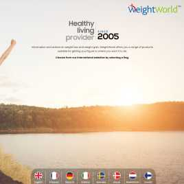 weightworld.co.uk preview